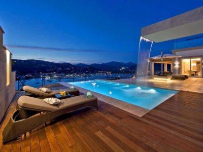 Private swimming pool design ideas